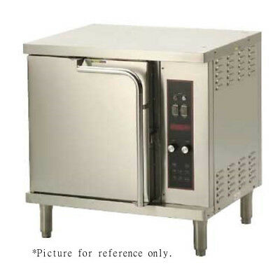 Wells OC2 Double-Stacked Half-Size Electric Convection Oven