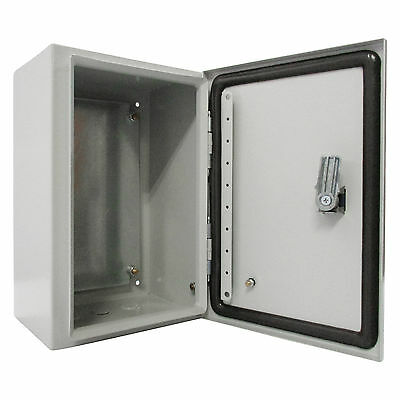 Metal Housing Steel Sheet Control Box Industrial Box Manifold Cover