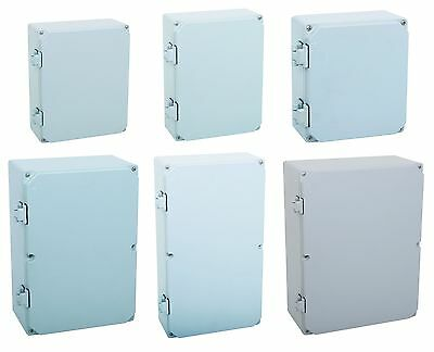 Control Box Aluminium Housing Universal ENCLOSURES INDUSTRIAL Cabinet