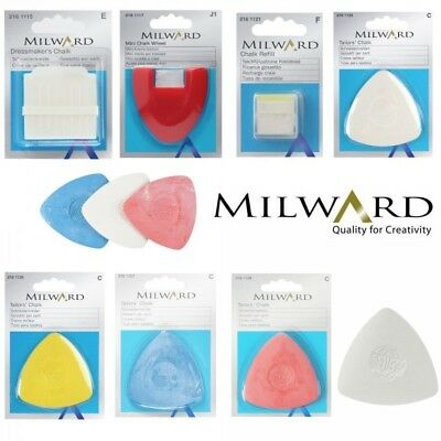 Milward Tailors Chalk Dressmaking Sewing Clay Based