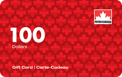$200 in Petro-Canada Gift Cards for $195 + Fuel Saving Card Valued at up to $30
