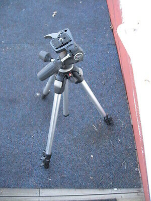 Manfrotto Tripod 804Rc2 / 190D Made In Italy