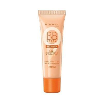 Rimmel London BB Radiance 9 in 1 Skin  Perfecting  Cream SPF 20 - Medium