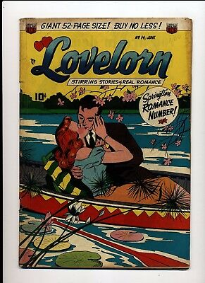 Lovelorn #14 Vg 1951 Acg