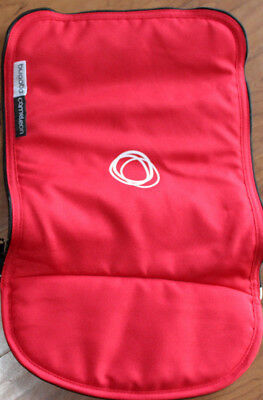Bugaboo Cameleon Stroller Bassinet Apron Red  Baby Carry Cot Cover new