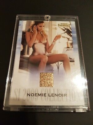 2009 Swimsuit Bikini Card Noemi Lenoir #9 NL/M Sports Illustrated