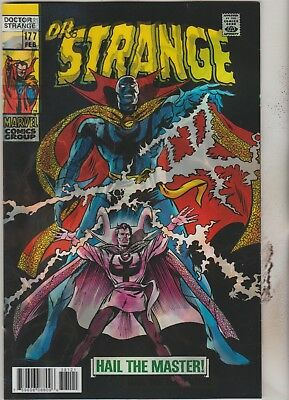 Marvel Comics Doctor Strange #381 January 2018 Lenticular Variant 1St Print Nm