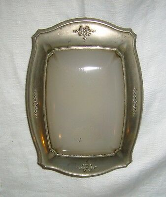 ANTIQUE VINTAGE AUTOMOBILE MID ~ LATE 1920s PACKARD INTERIOR DOME LIGHT ASSEMBLY