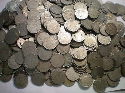 1883 To 1912 Liberty Nickel Lot / 400 Coins