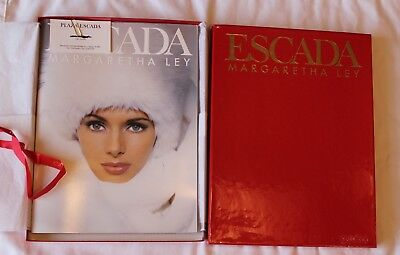 1993 Escada Margaretha Ley Autumn/winter 258 Page Catalog 29 In Box-Must See Nr!