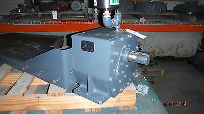 34.7 HP Falk Inline Parallel Gear Reducer, 3.279 Ratio, Model 2040FZ2AS, New