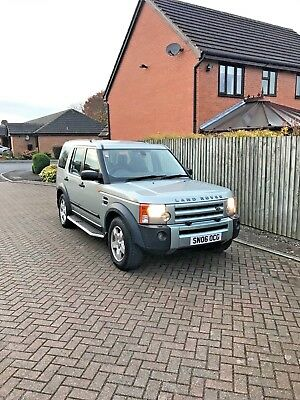 2006 Land Rover Discovery 3 6 Speed Manuel