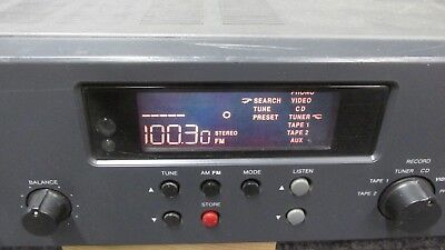 Vintage NAD 705 Stereo Receiver TESTED - WORKS - no remote