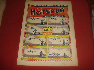 THE HOTSPUR #519  June 30th 1945  UK  British Comic