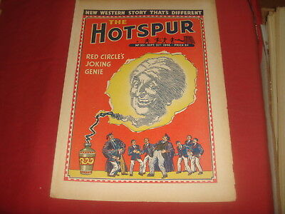 THE HOTSPUR #551 September 21st 1946  UK  British Comic