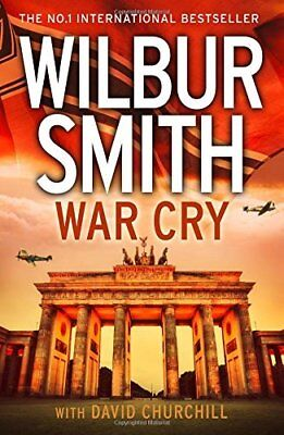 War Cry by Wilbur Smith New Paperback Book