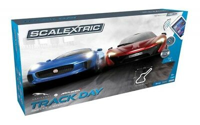 Scalextric C1358 Track Day Starter Set New In Box