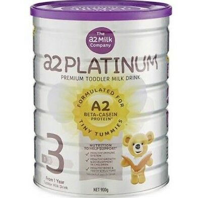 A2 Stage 3 Infant Baby Formula Tins, 50boxes Available Right Now!!