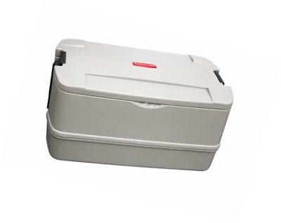 Rubbermaid Commercial Products FG940700PLAT CaterMax 50 Insulated Food Service P
