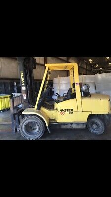 Hyster XM100