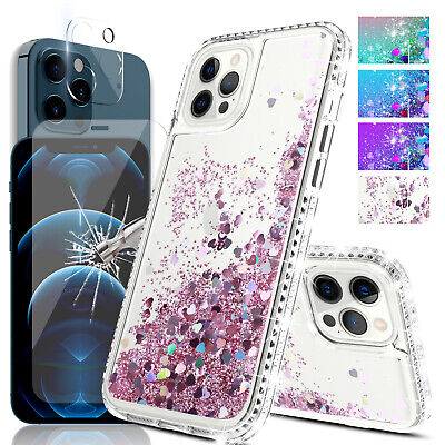 For Samsung Galaxy J7 V/Prime/Sky Pro/Halo Shockproof Hybrid Case With Kickstand