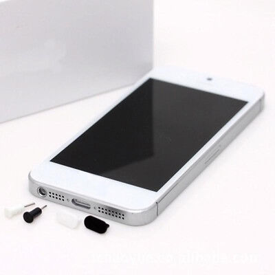 Kits Silicone Anti Dust Cap Stopper For Earphone Plug For iPhone5/5s/6/6s