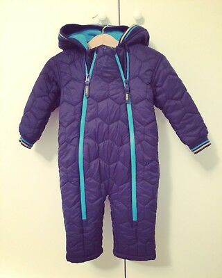 ted baker baby boy snowsuit 9-12 Months