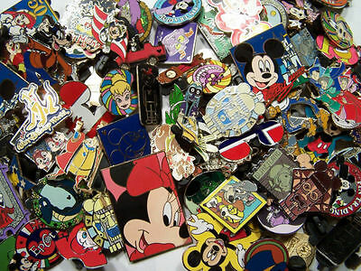Disney Trading Pin 25 lot HM-RACK-LE-CAST no dups Fastest Shipper in USA MB233