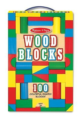May U0026 Z Wooden Building Blocks Set   Colored Wood Block Set With Alphabet  With Storage Bucket   60PCS