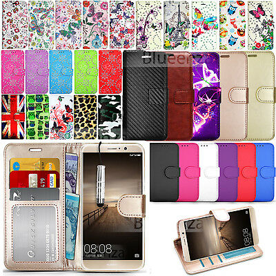 For Huawei Nova / CAN-L01 L02 L03 -Wallet Leather Case Flip Cover + Screen Guard
