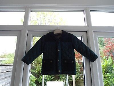 Boys M&S Coat Age 18/24 Months (1.5/2 Years)