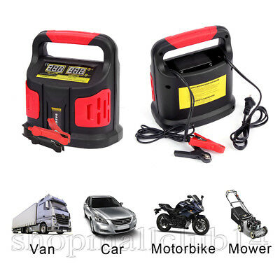 200000mAh Portable Car Jump Starter Battery Charger Intelligent Adaptive12V/ 24V
