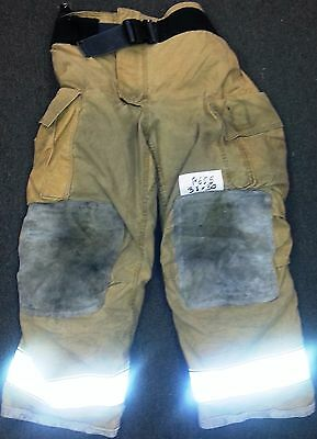 38x30 Pants Trousers Firefighter Turnout Bunker Fire Gear Globe Gxtreme P655