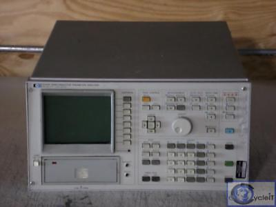 HP Hewlett Packard 4145A Semiconductor Parameter Analyzer Power On Tested