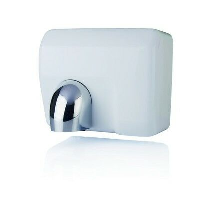 HYCO TOR25W Tornado 2.5 kW Automatic Traditional Hand and Face Dryer in White