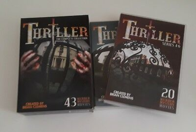 Thriller: The Complete Collection of 43 Murder Mystery Movies - DVD