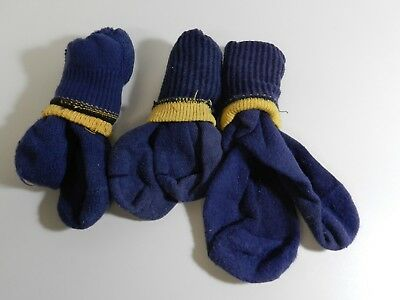 Cub Scout Crew Socks (3 set) pre-owned
