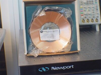 Materials Research Corporation UHV High Vacuum Chamber Copper Target Deposition