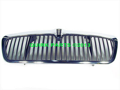 2003-2004 Lincoln Aviator Chrome Front Grille OEM BRAND NEW Genuine 2C5Z-8200-AA