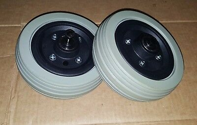 Caster Wheels for Jazzy Power Wheelchair ~set of 2