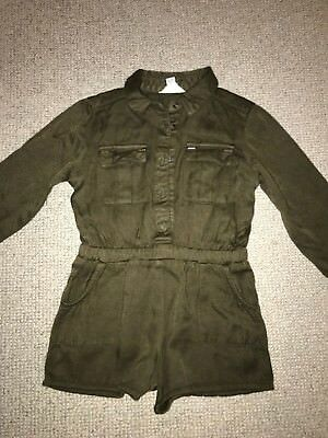 Girls River Island Playsuit Size 2-3 ,3-4 Worn Once