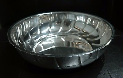 Vintage Sterling Silver Bowl made in Mexico by Villa