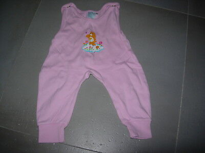 tenue rose taille 50/56 carebears bisounours