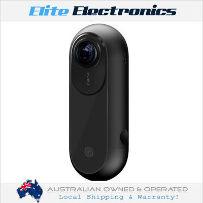 Insta360 One 360° 4K 24Mp Wireless Bluetooth Action Camera For Iphone & Ipad