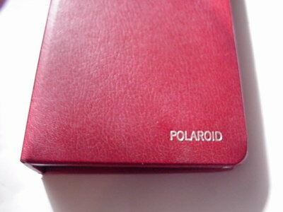 Original POLAROID Photo Album Book #233