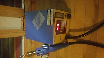 HAKKO FR-802 Digital SMD Rework Station System