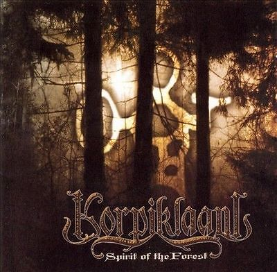 Spirit of the Forest KORPIKLAANI CD ( FREE SHIPPING)