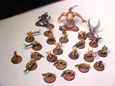 Heroscape Master set 2 Swarm of the Marro 24 Figures.- mint condition
