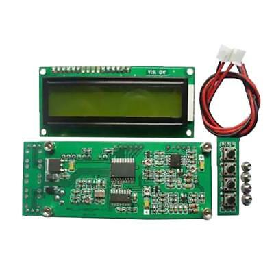 0.1MHz-1200MHz RF Signal Frequency Counter Cymometer for Ham Radio Green