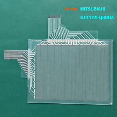 Protective Film New for MITSUBISHI GT1665M-STBA,GT1665MSTBA Touch Screen Glass